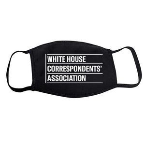 WHCA Logo Face Mask