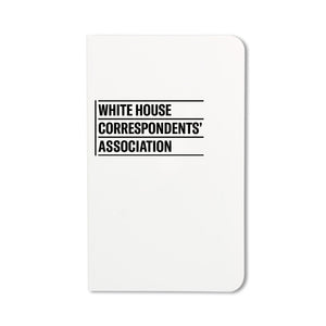 WHCA Logo Notebook