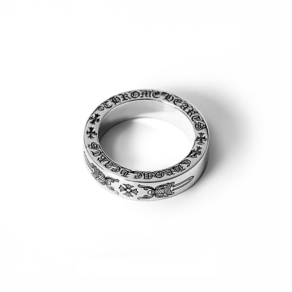 6MM DAGGER SPACER RING
