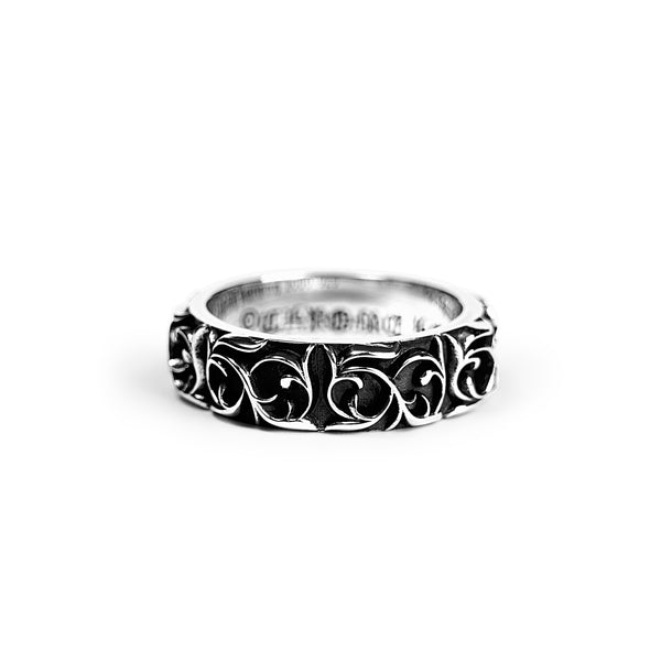 ETERNITY VINE RING