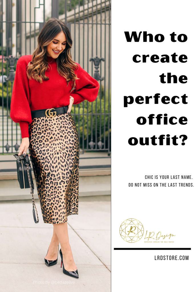 Who to create the perfect office outfit?
