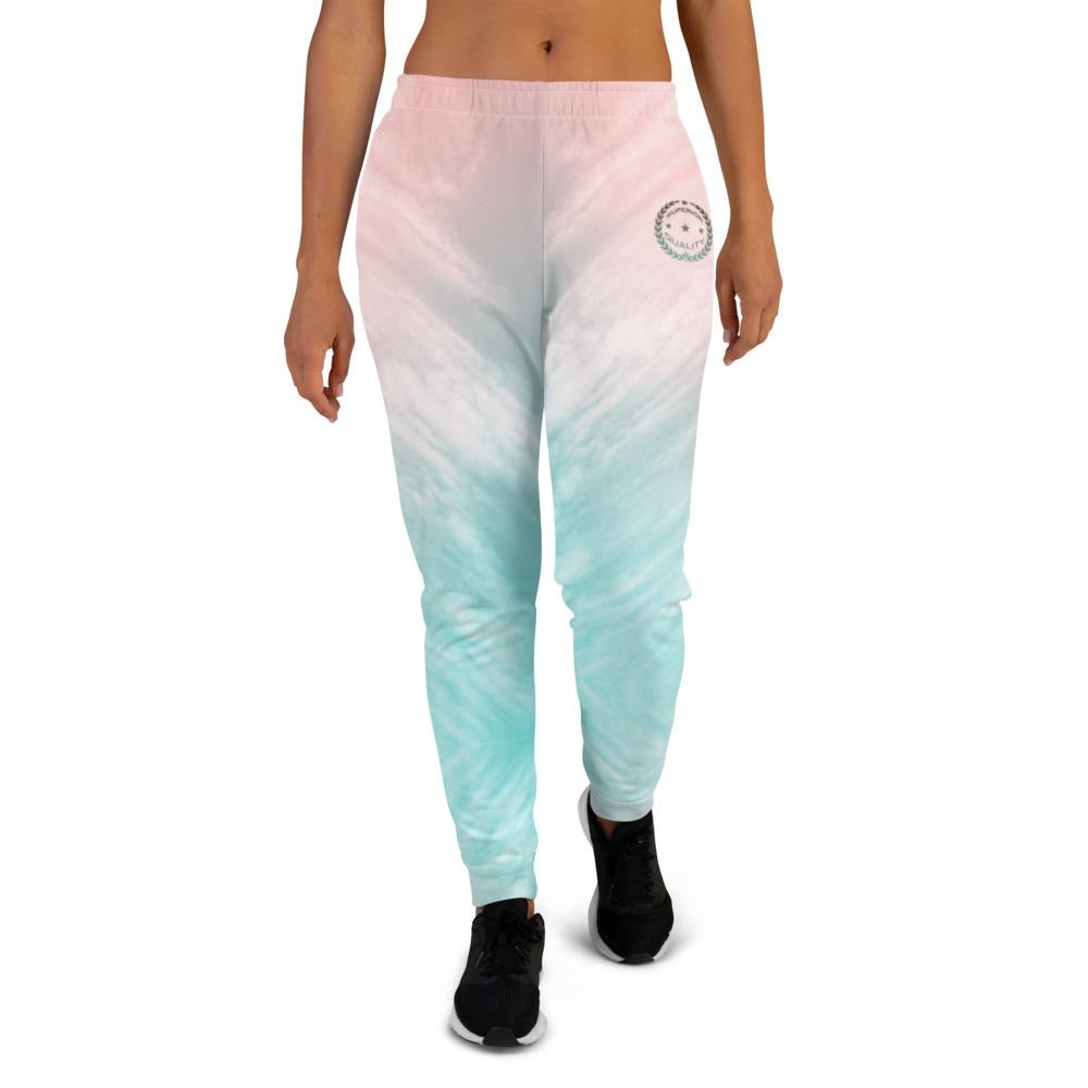 "Womens Joggers "" Pink Icing"""