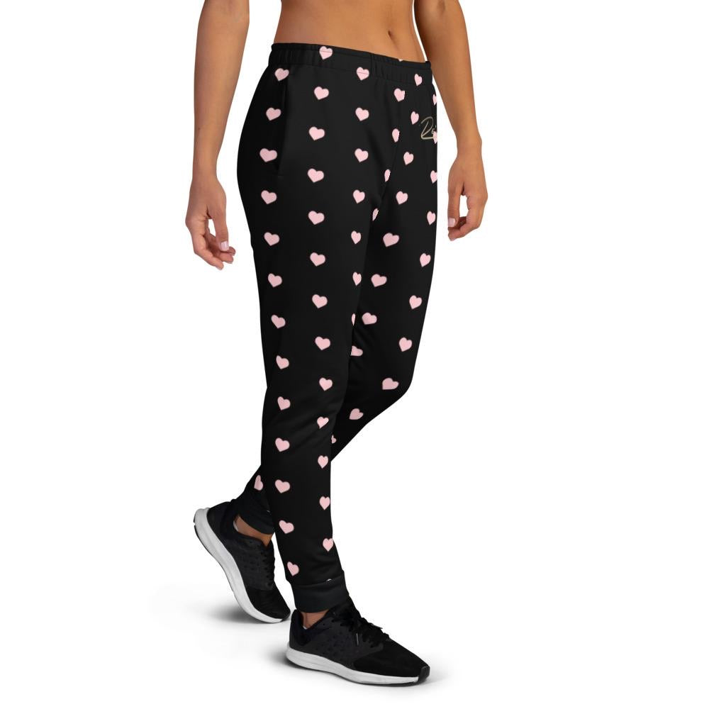 Womens Sweetheart Joggers