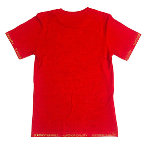 "Original Tee V.2 ""Red Confetti"""