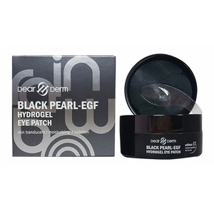 Black Pearl-EGF Hydrogel Eye Patch