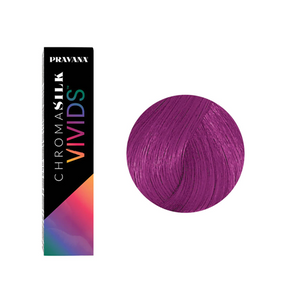 ChromaSilk Semi-Permanent Vivids Color