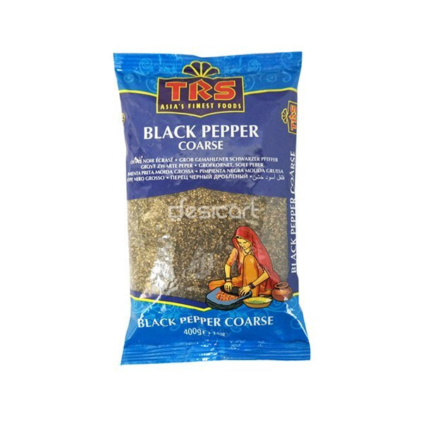TRS BLACK PEPPER COARSE 400G
