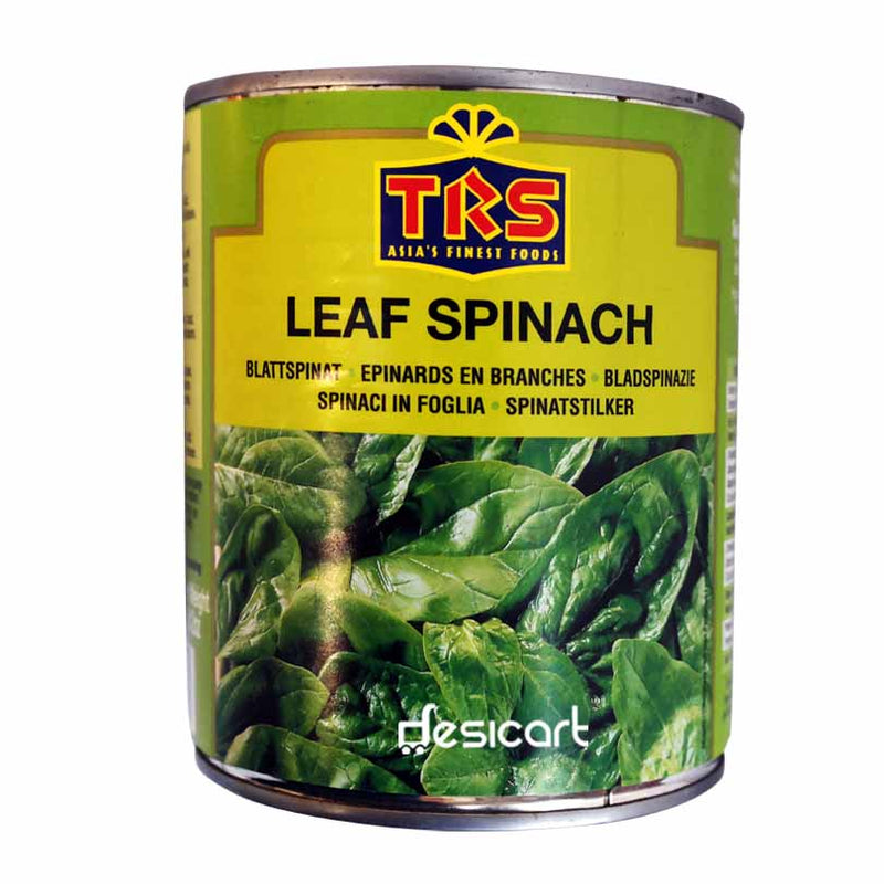 TRS SPINACH LEAF 380G