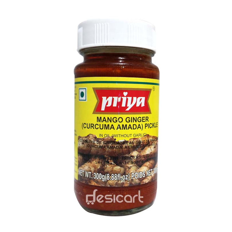PRIYA MANGO GINGER PICKLE 300G
