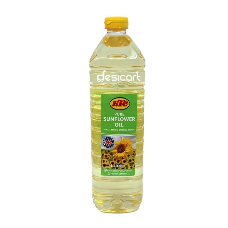 KTC SUNFLOWER OIL 1LTR