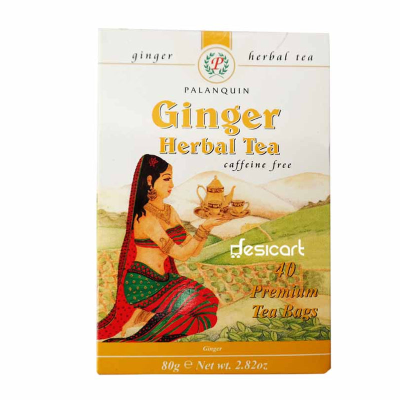 PALANQUIN GINGER HERBAL TEA 40S
