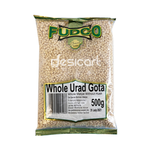 FUDCO URAD GOTA WHOLE 500G