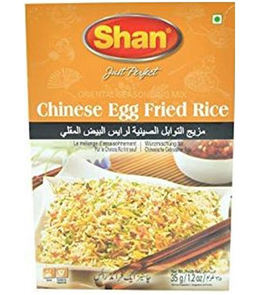 SHAN MIX CHINESE EGG FRIED RICE 35G