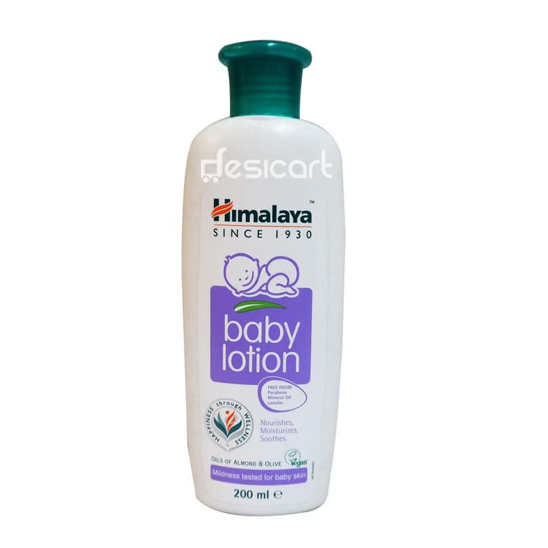 HIMALAYA BABY LOTION 200ML