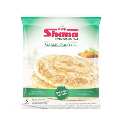 SHANA GARLIC PARATHA 5PCS