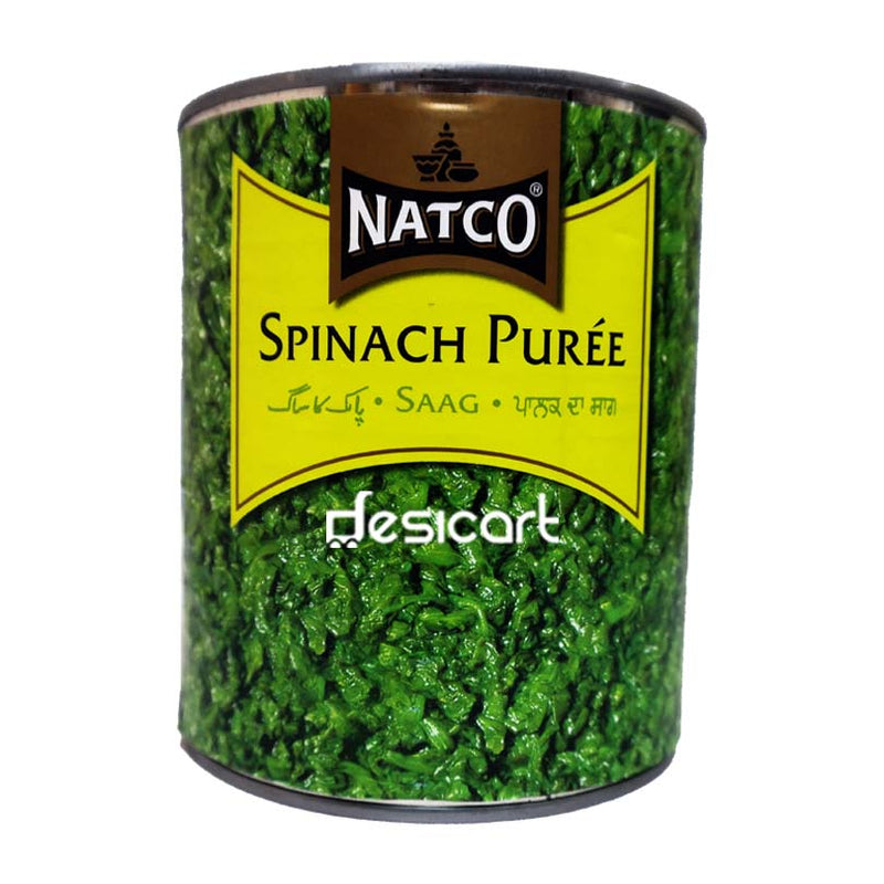 NATCO SPINACH PUREE 795G