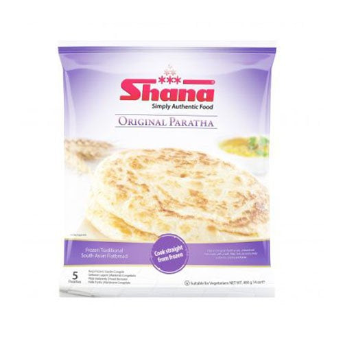 SHANA FAMILY PACK ORIGINAL PARATHA 15's