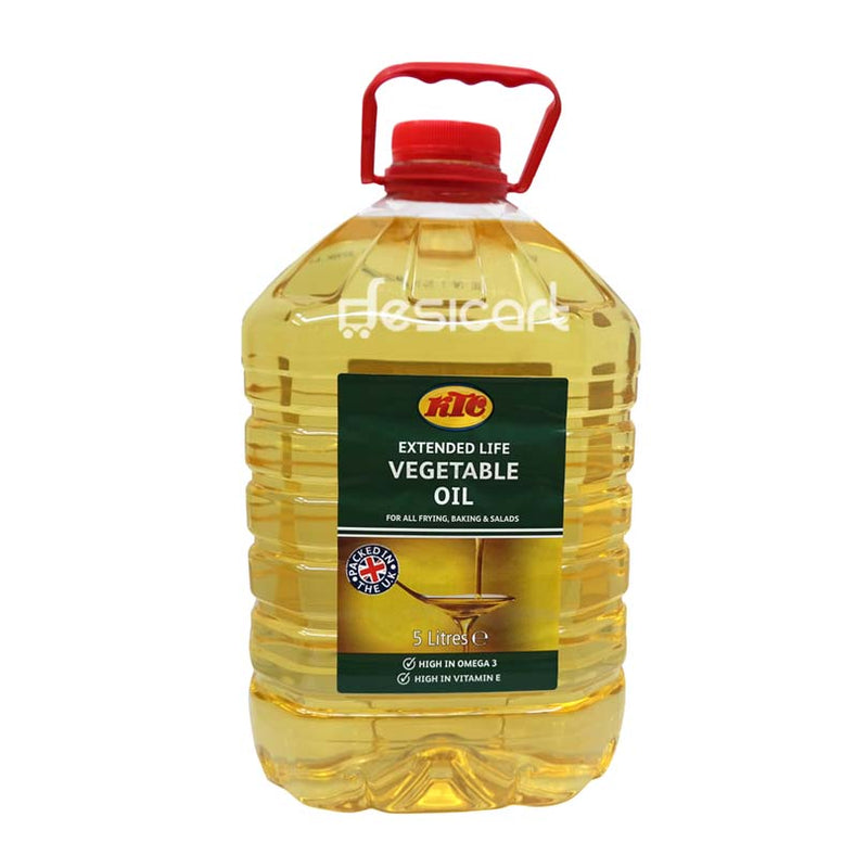 KTC VEGETABLE OIL 5 LTR