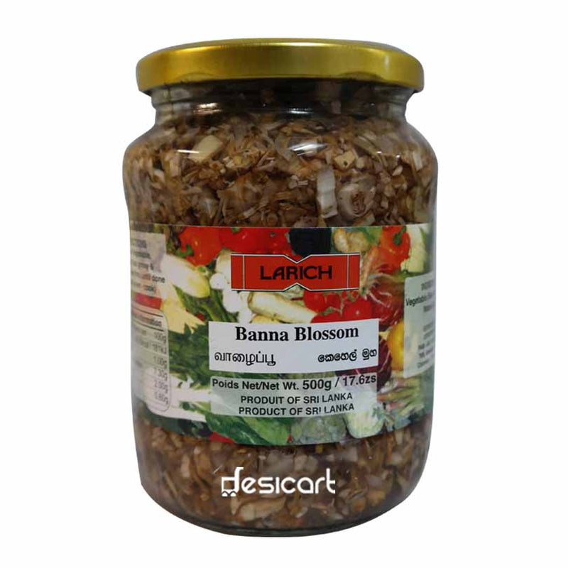 LARICH BANANA BLOSSOM CURRY 350G