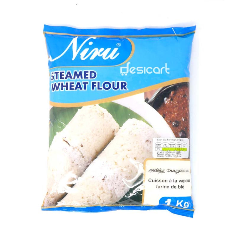 NIRU STEAMED WHEAT FLOUR(A.P) 1kg