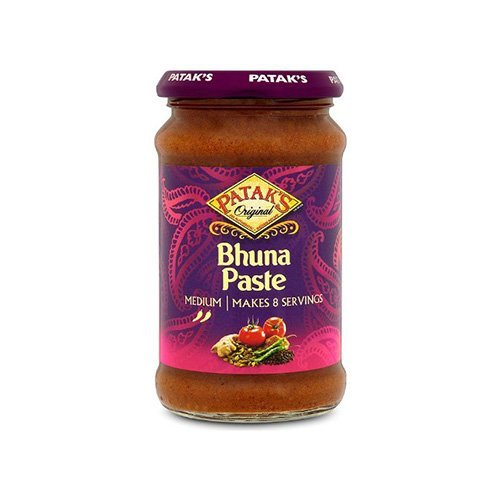 PATAKS BHUNA CURRY PASTE 283G
