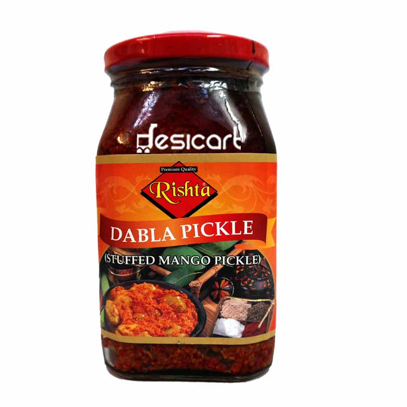 RISHTA PICKLE DABLA 400G
