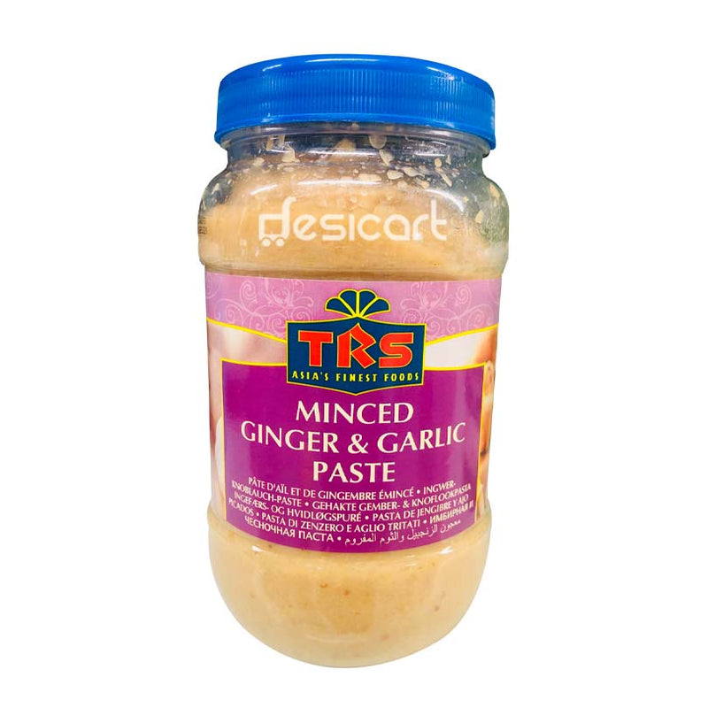 TRS MINCED GINGER GARLIC PASTE 1KG