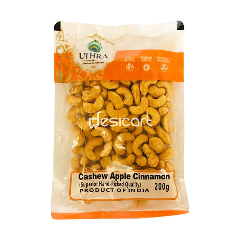 UTHRA CASHEW APPLE CINNAMON 200GM