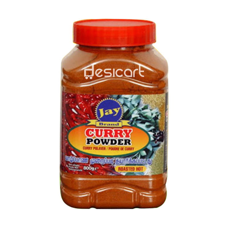 JAY BRAND CURRY POWDER 750G HOT