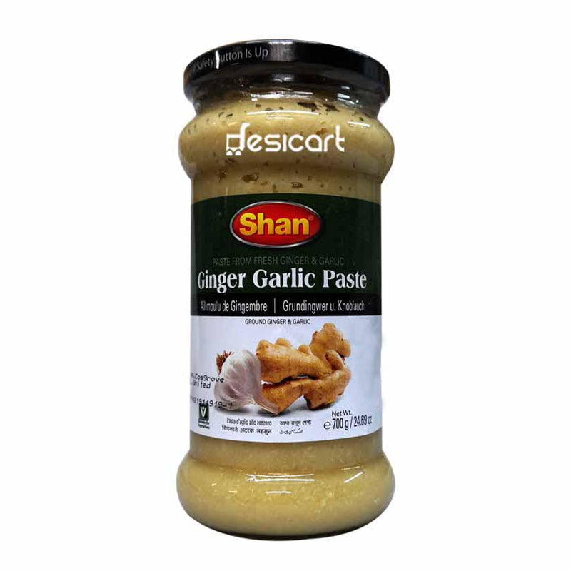 SHAN GARLIC/GINGER PASTE 700G