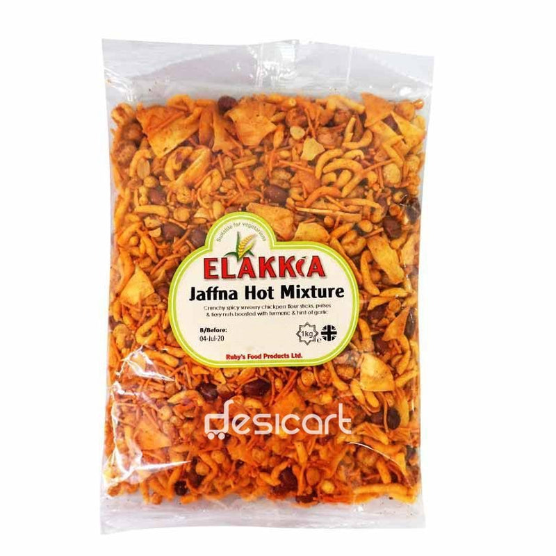 ELAKKIA JAFFNA HOT MIXTURE 1KG