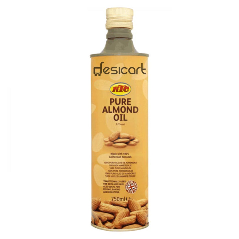 KTC ALMOND OIL 750ML