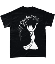 Load image into Gallery viewer, Anastarzia Anaquway - Stardust x HoneyB White Logo T-Shirt