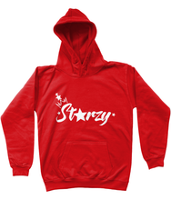 Load image into Gallery viewer, Anastarzia Anaquway - Starzy White Logo Kids Hoodie