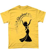 Load image into Gallery viewer, Anastazia Anaquway - Stardust x HoneyB Black Logo T-Shirt