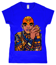 Load image into Gallery viewer, Anastarzia Anaquway - Starzy x LushKingdom Ladies T-Shirt