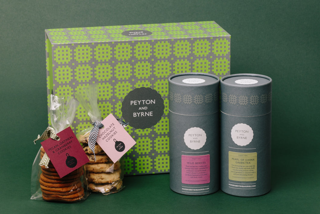 'A Nice Cup of Tea and a Biscuit' Hamper