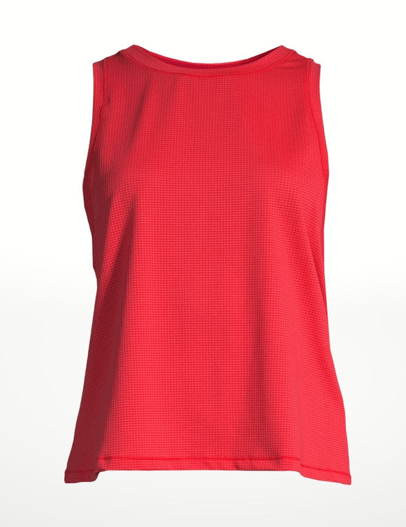 Iconic Loose Tank - Red