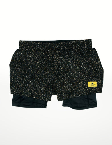 2 in 1 Shorts - Universe Print