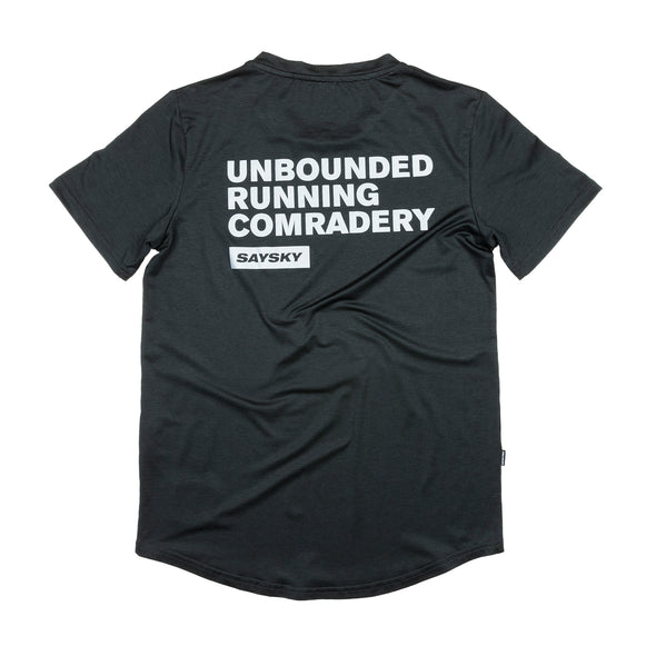 'Unbounded' Pace Unisex Tee