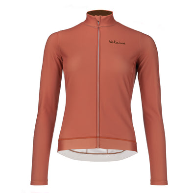 Turini Thermal Jersey - Cedar Rose