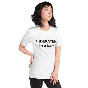 LIBERATED in a barn (Liberated in a barn)