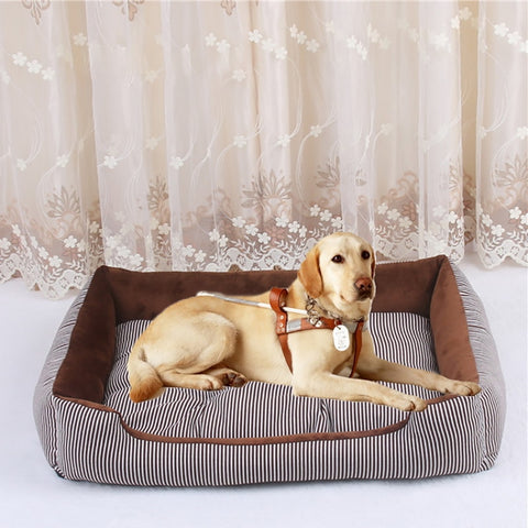 Dog Bed Sofa Puppy Pet Dog Bed Bench For Small Large Medium Dogs Cat Blanket Dog Beds Mats House Lounger Pet Bed Kennel #1
