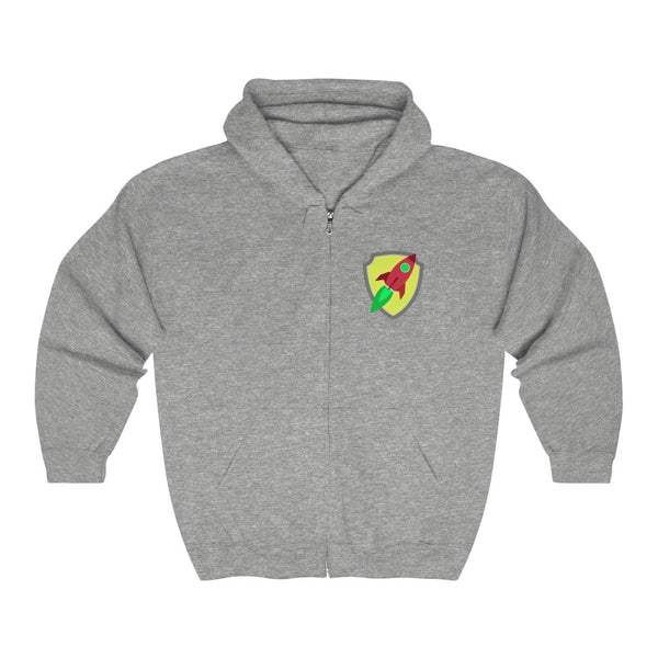 RGT Full Zip Hooded Sweatshirt (3 colors)