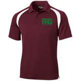 Moisture-Wicking Tag-Free Golf Shirt (7 colors)