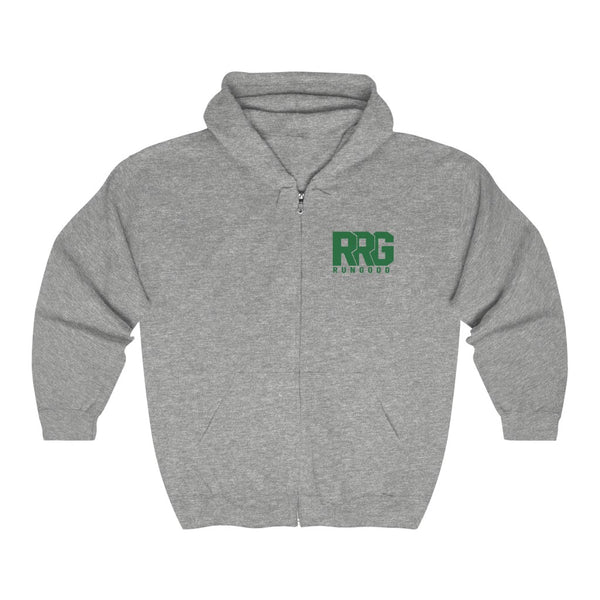RRG Simple Full Zip Hooded Sweatshirt (4 colors)