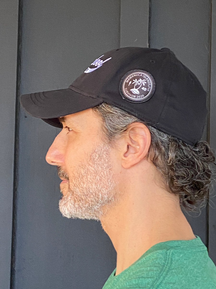 LIMITED EDITION Old School Survivor Hat with commemorative patch. 10 Available!