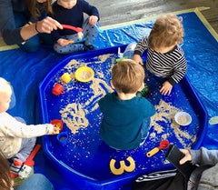 Muchkin and Me sensory story time classes