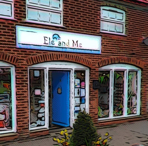 Ele and Me, Wooden Toy Shop, Wells-next-the-sea, Norfolk, NR23 1JP