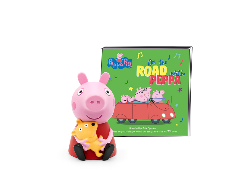 Tonies Peppa Pig On the Road with Peppa